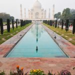 India Taj Mahal travel