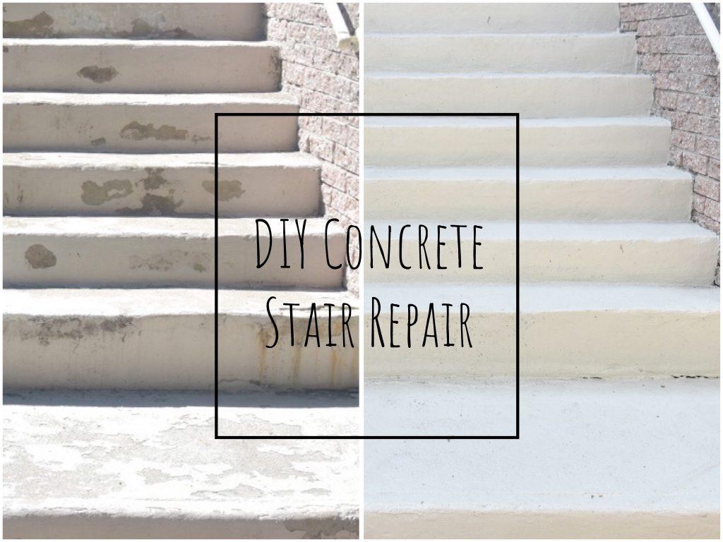 Front Steps Part Ii Grinding Concrete