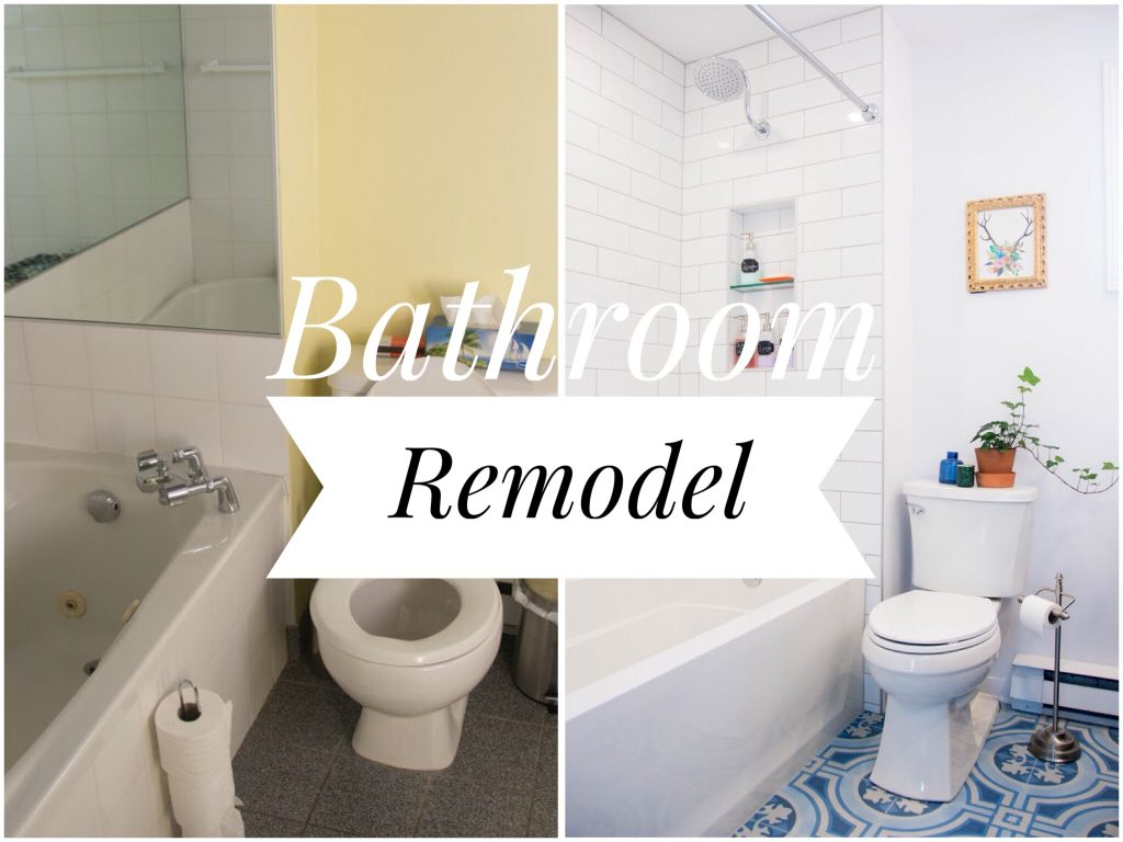 Total Bathroom Renovation Eclectic Spark - Total bathroom remodel