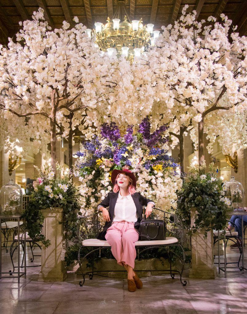 Fairmont Royal York hotel Toronto travel Montreal lifestyle beauty fashion blog 2