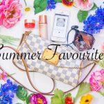 summer favourites Montreal beauty lifestyle fashion blog