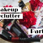 makeup declutter lip products lipstick lip gloss Montreal beauty lifestyle blog