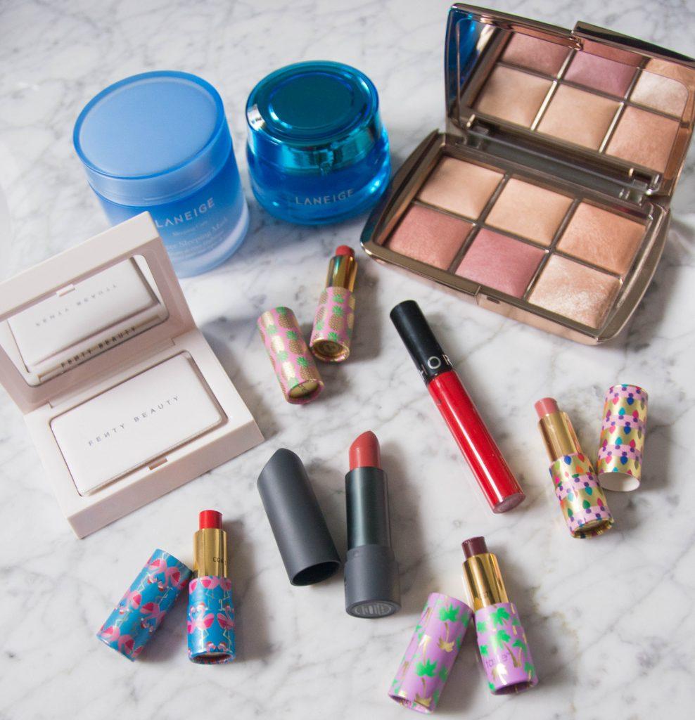 Sephora VIB sale haul Montreal beauty fashion lifestyle blog