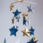 DIY 3D Star Mobile