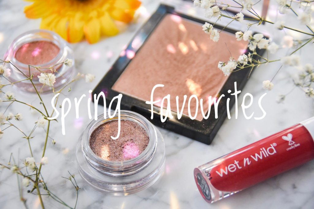 spring makeup beauty favourites Montreal fashion beauty lifestyle blog