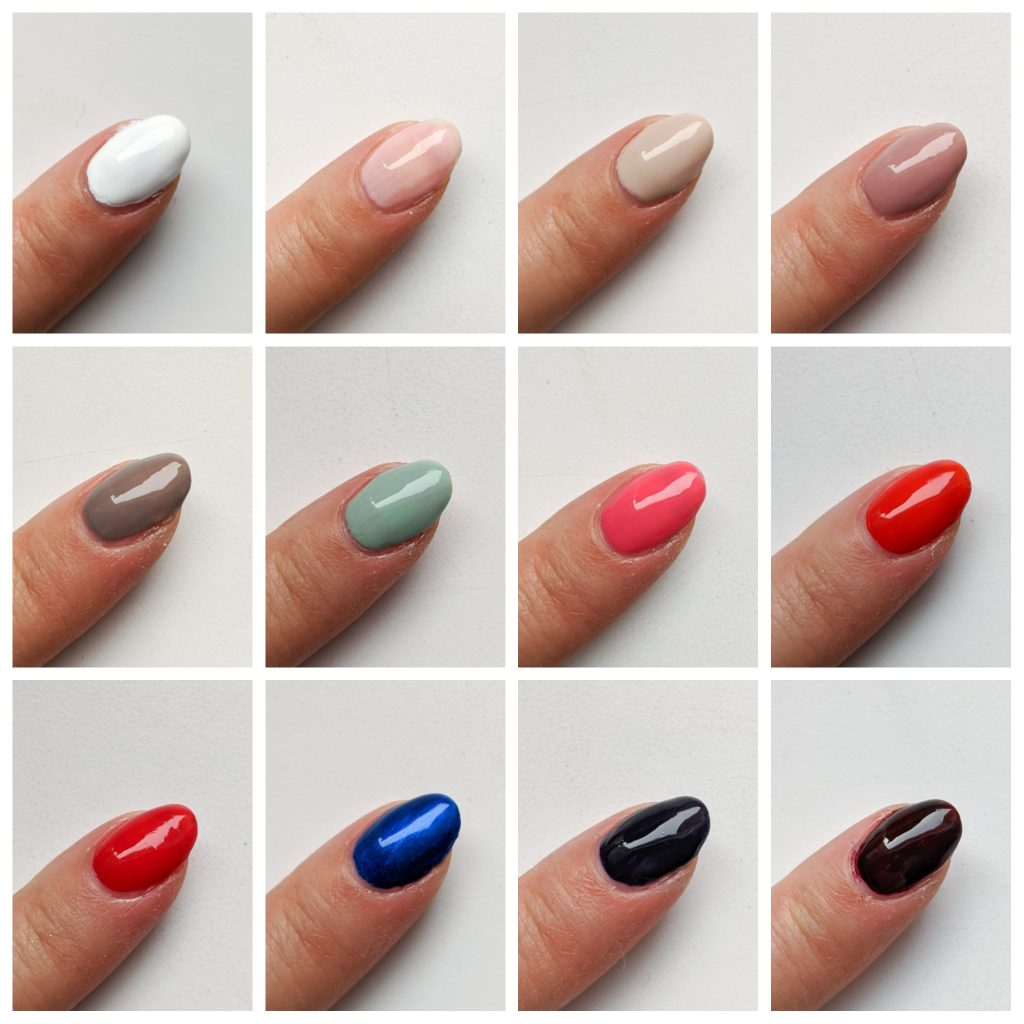 Ciate London Mini Mani Month swatches Montreal beauty fashion lifestyle blog 1