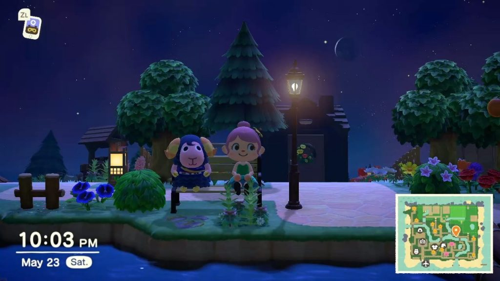 Animal Crossing New Horizons Eunice Montreal lifestyle fashion beauty blog