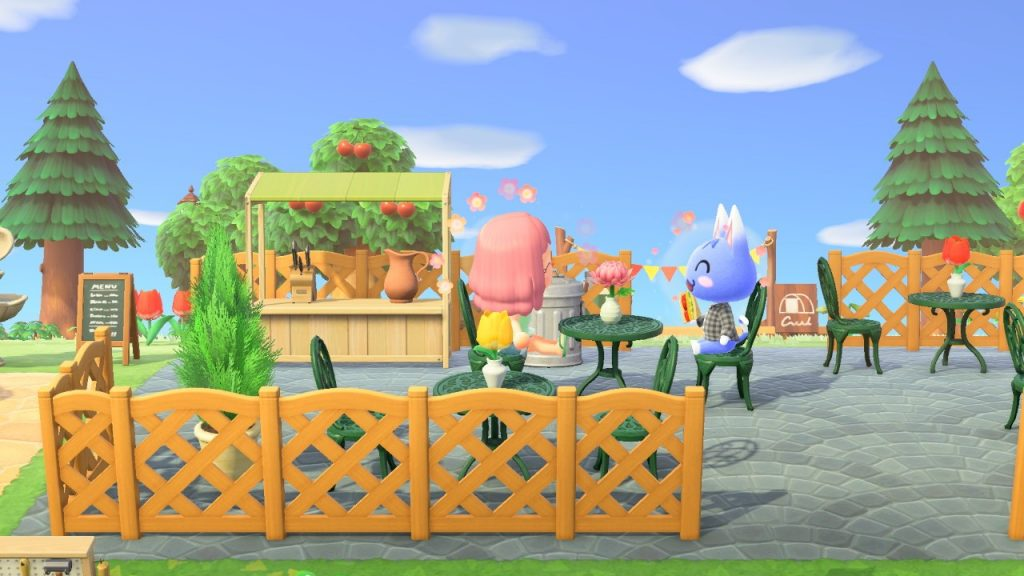 Animal Crossing New Horizons Rosie Montreal lifestyle fashion beauty blog