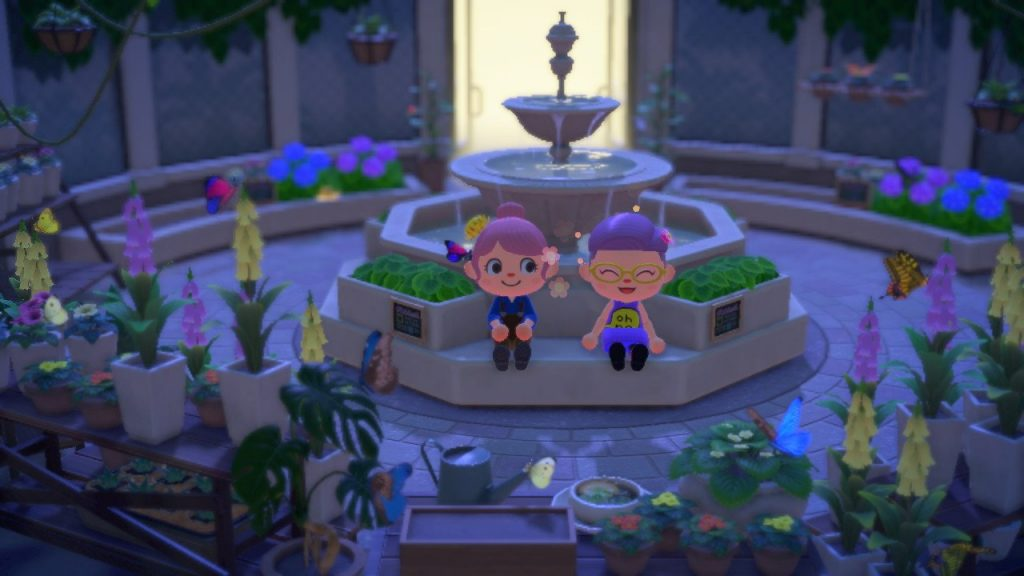 Animal Crossing New Horizons museum butterfly pavillion Montreal lifestyle fashion beauty blog