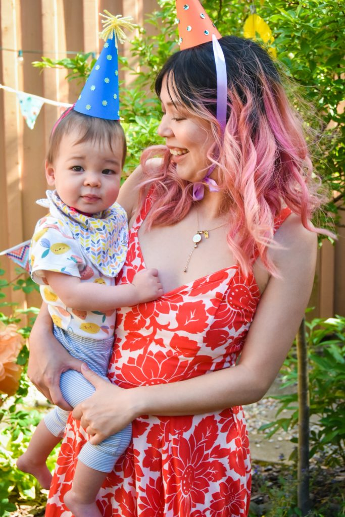 DIY birthday party hat Montreal lifestyle fashion beauty blog 6