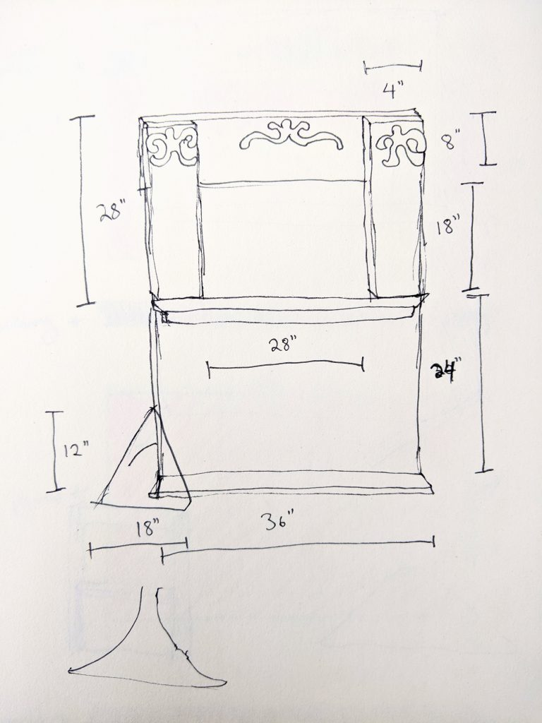 plans DIY puppet theatre Montreal lifestyle fashion beauty blog 3