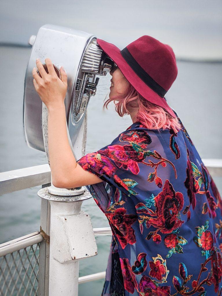 Gananoque Boat Tour 1000 Islands Sandbanks Provincial Park travel Montreal lifestyle fashion beauty blog