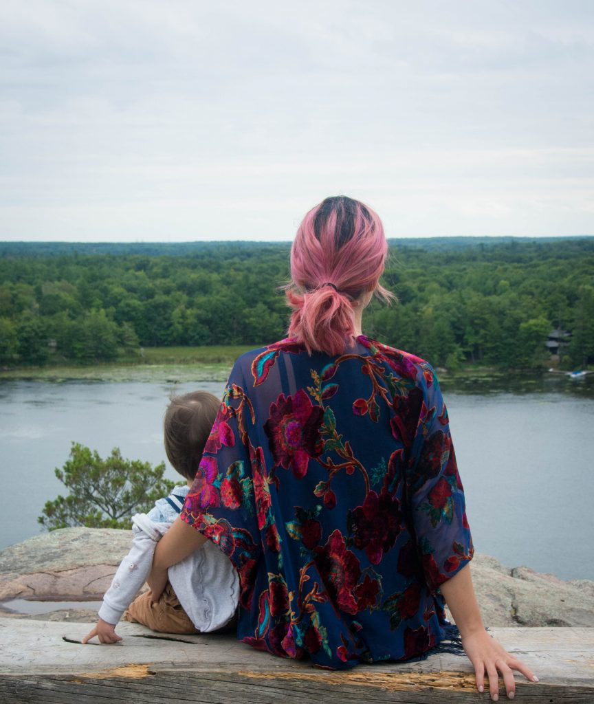 Landon Bay Lookout 1000 Islands Sandbanks Provincial Park travel Montreal lifestyle fashion beauty blog 2