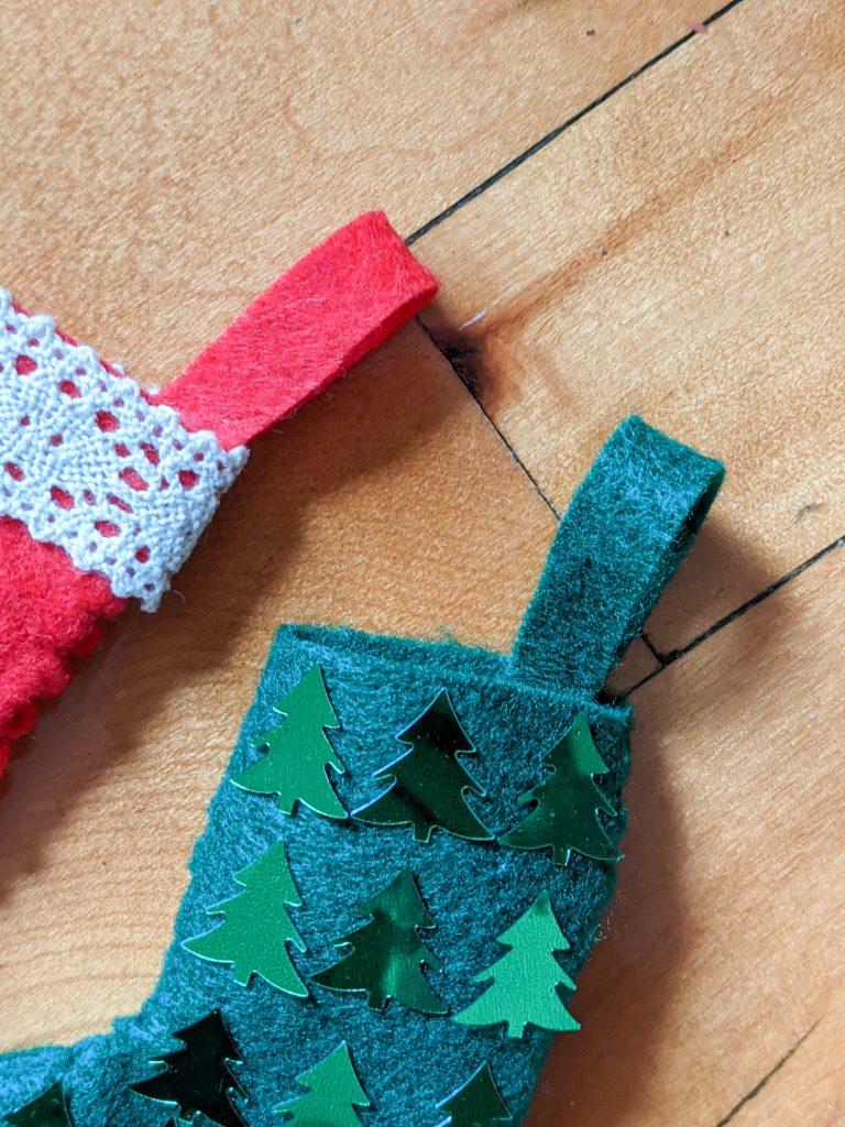 sew hangers DIY advent calendar Montreal lifestyle fashion beauty blog