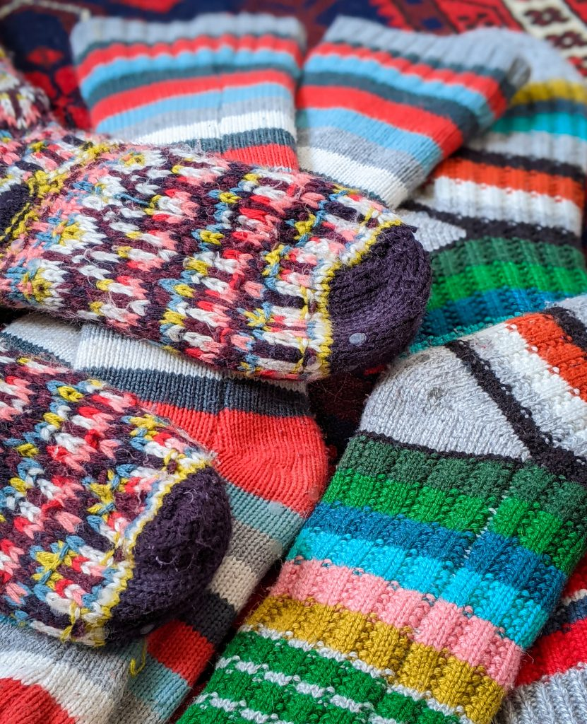 Chapters Indigo reading socks winter favourites Montreal lifestyle fashion beauty blog 2
