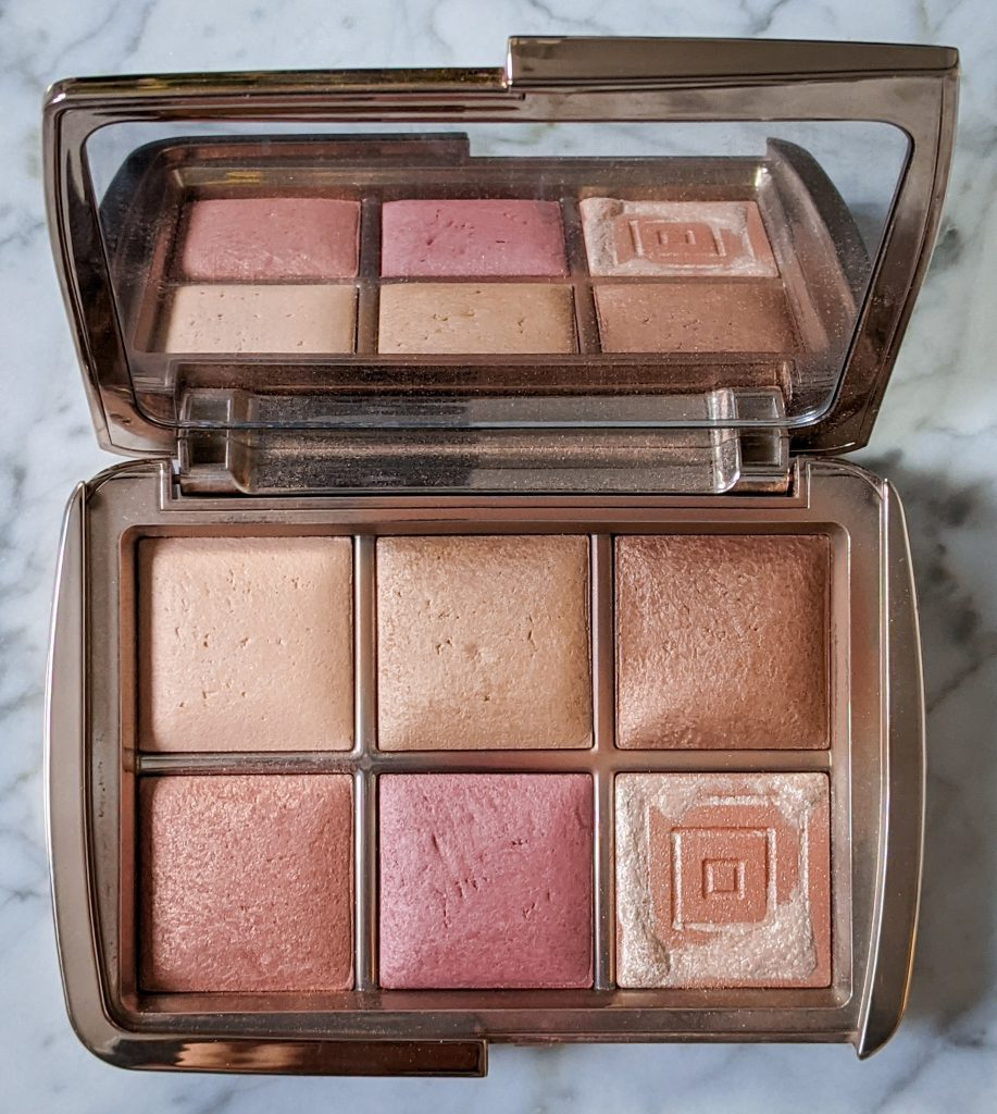 Hourglass Unlocked Ambient Palette winter favourites Montreal lifestyle fashion beauty blog 2