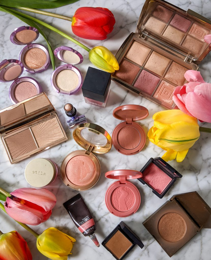 makeup collection blush bronzer highlighter Montreal beauty fashion lifestyle blog 2