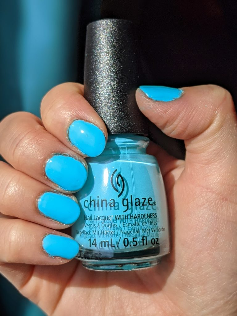 Cuba Diving Takes China Glaze Havana Nights collection review swatch Montreal beauty fashion lifestyle blog 2