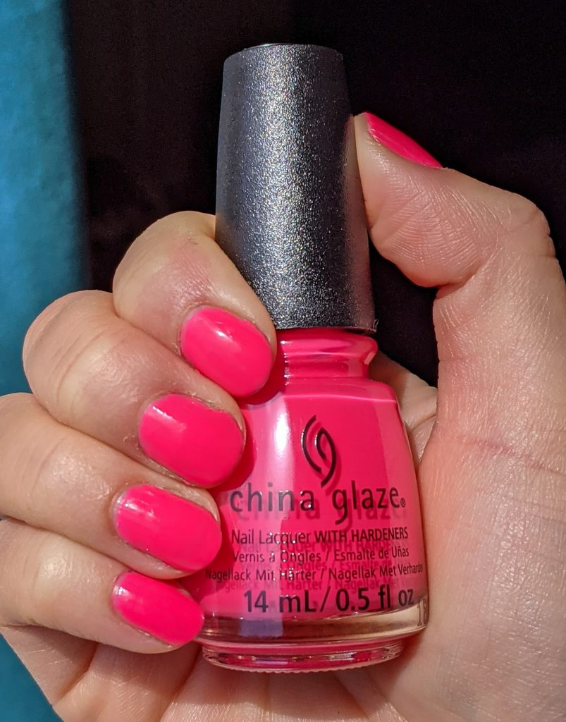 Guava Mama Havana Collection China Glaze review swatch Montreal beauty fashion lifestyle blog 1