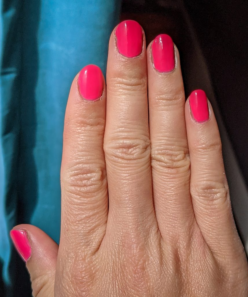 Guava Mama Havana Collection China Glaze review swatch Montreal beauty fashion lifestyle blog 2