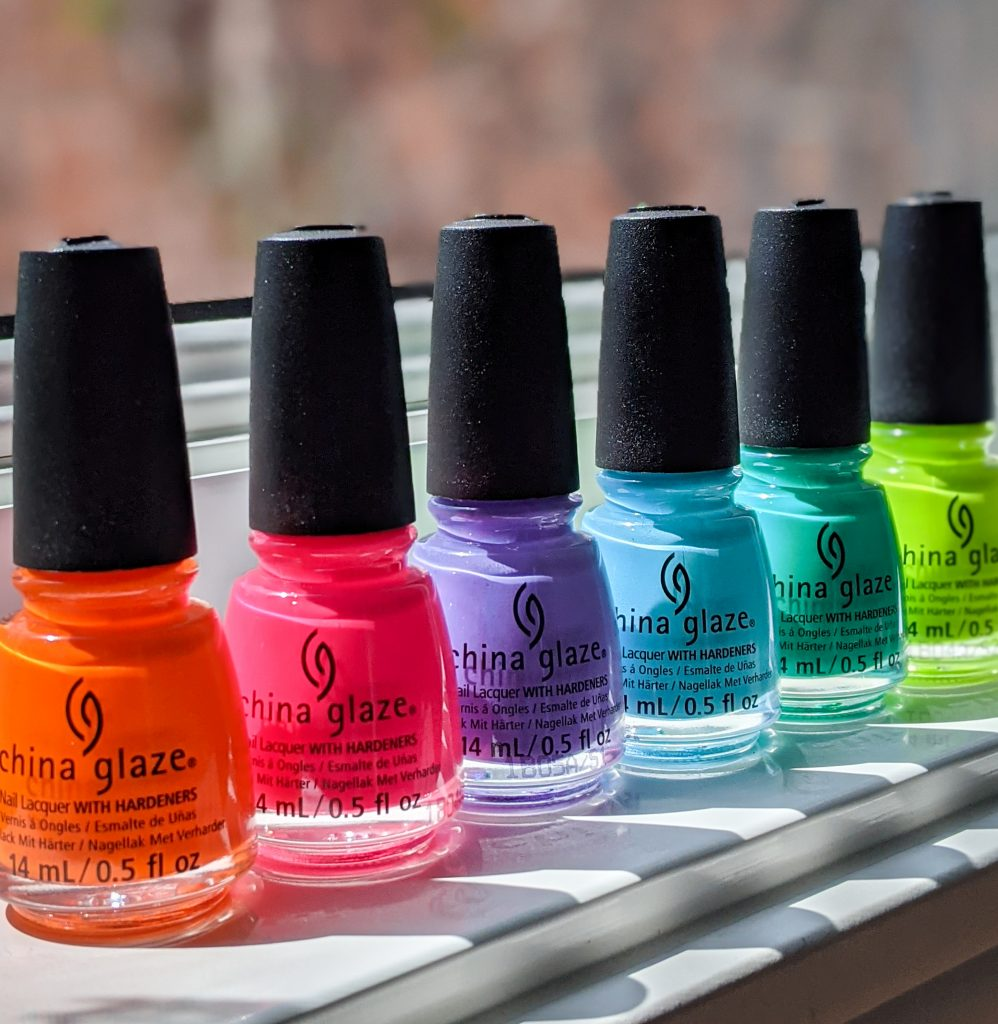 Havana Collection China Glaze review swatch Montreal beauty fashion lifestyle blog 1