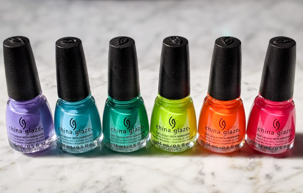 Havana Collection China Glaze review swatch Montreal beauty fashion lifestyle blog 3