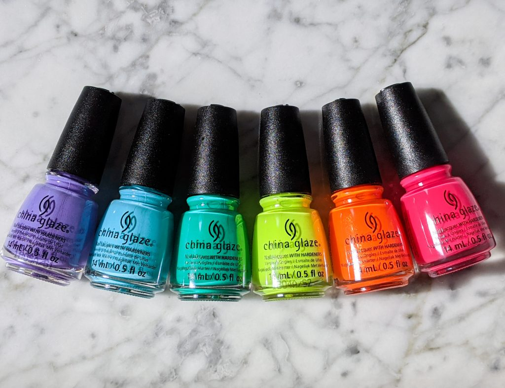 Havana Collection China Glaze review swatch Montreal beauty fashion lifestyle blog 4