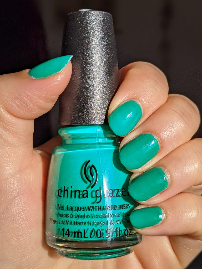 Head To Moji-Toes China Glaze Havana Nights collection review swatch Montreal beauty fashion lifestyle blog 1