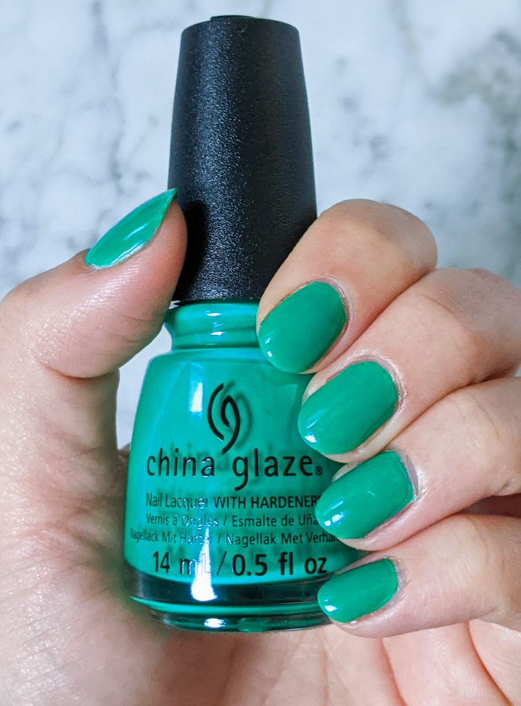 Head To Moji-Toes China Glaze Havana Nights collection review swatch Montreal beauty fashion lifestyle blog 2