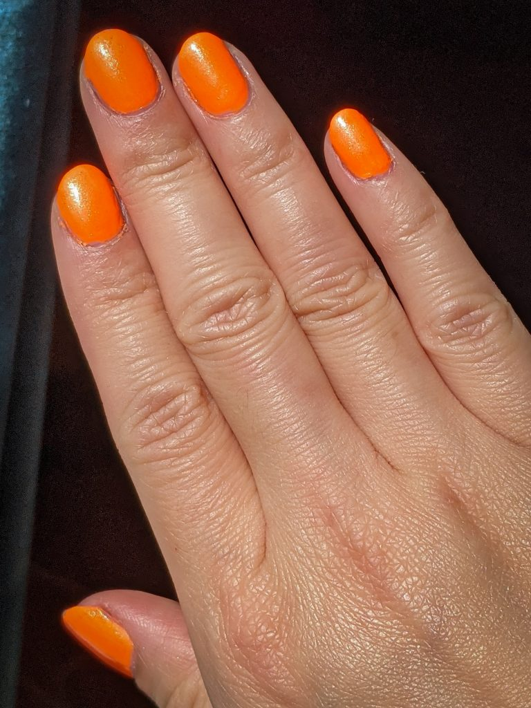 Takes Two To Mango China Glaze Havana Nights collection review swatch Montreal beauty fashion lifestyle blog 2