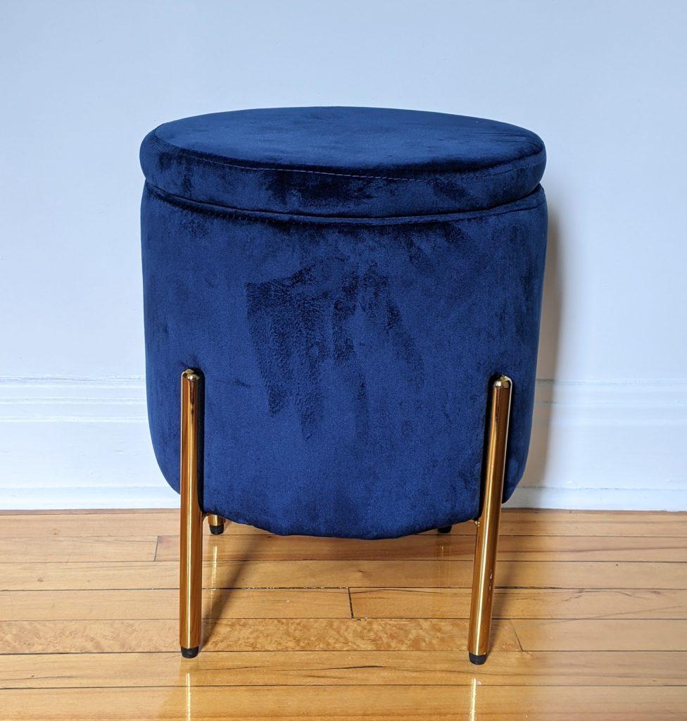 vanity stool Everly Quinn Wayfair