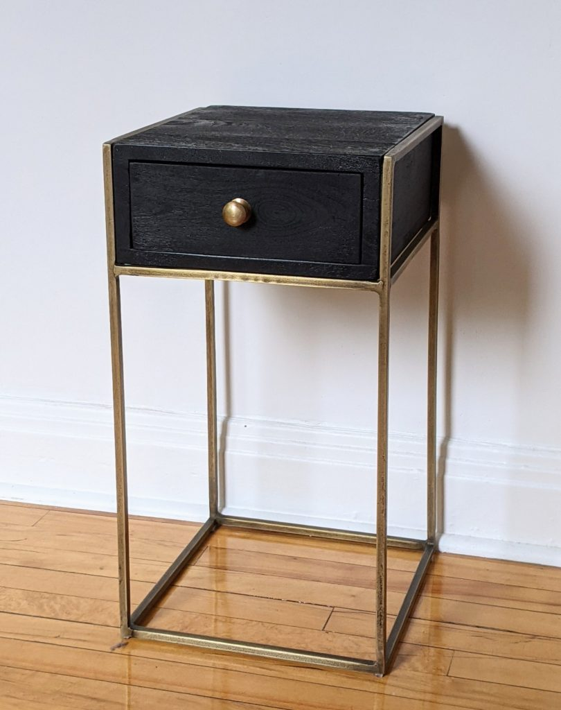 VdeV Duffel side table