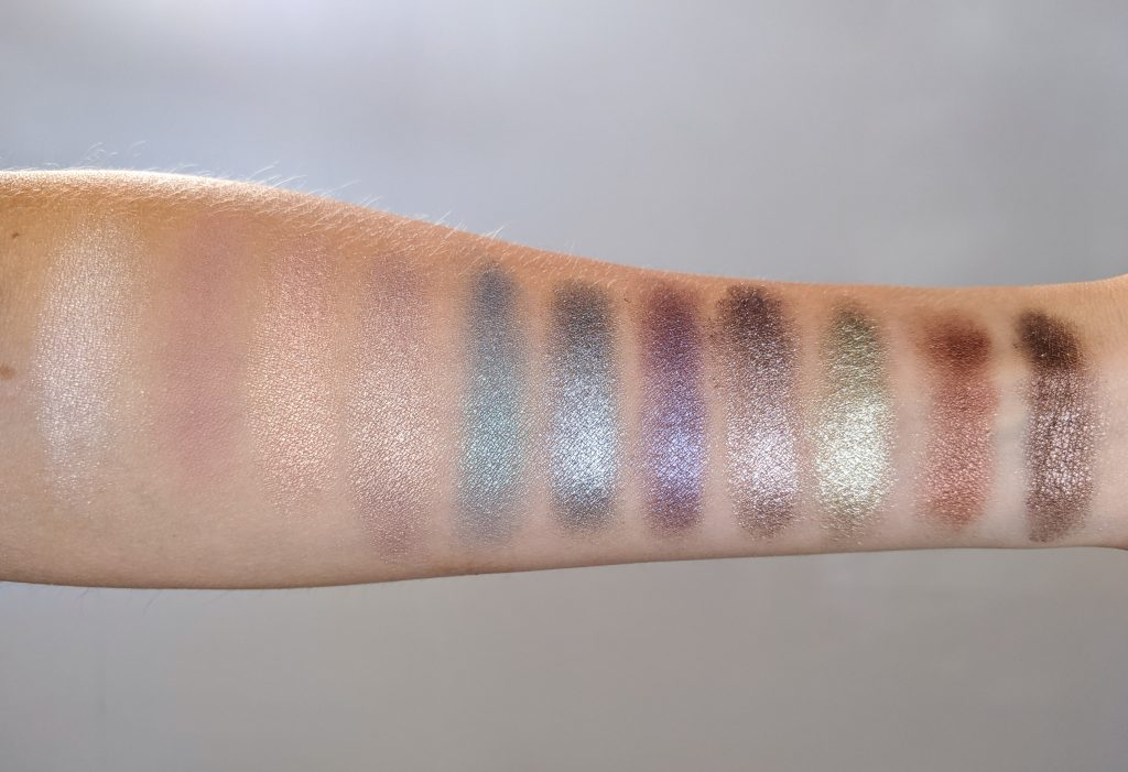 swatch Tarte Make Believe In Yourself palette Montreal beauty fashion lifestyle blog