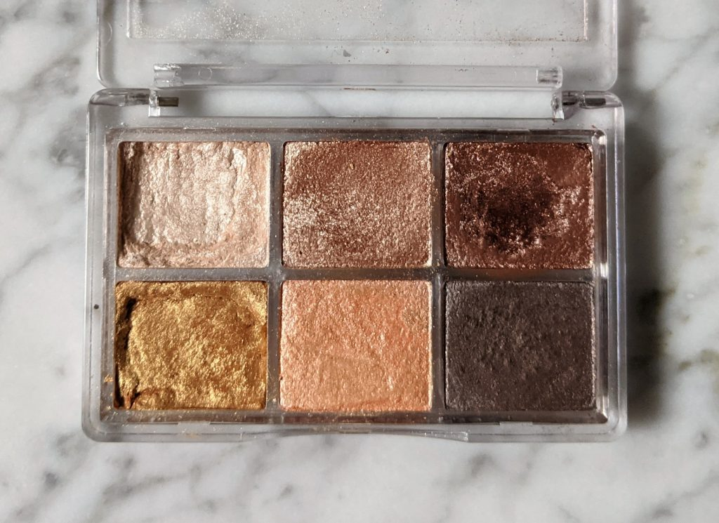 Essence All About Sunrise Palette Montreal beauty fashion lifestyle blog